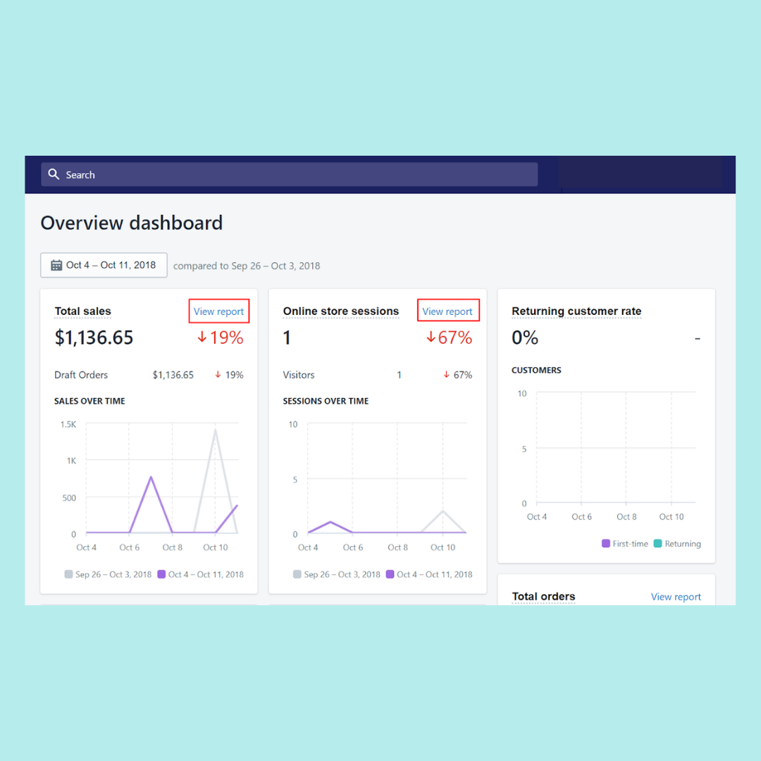 Tracking expenses is the key to reducing your overall Shopify taxes