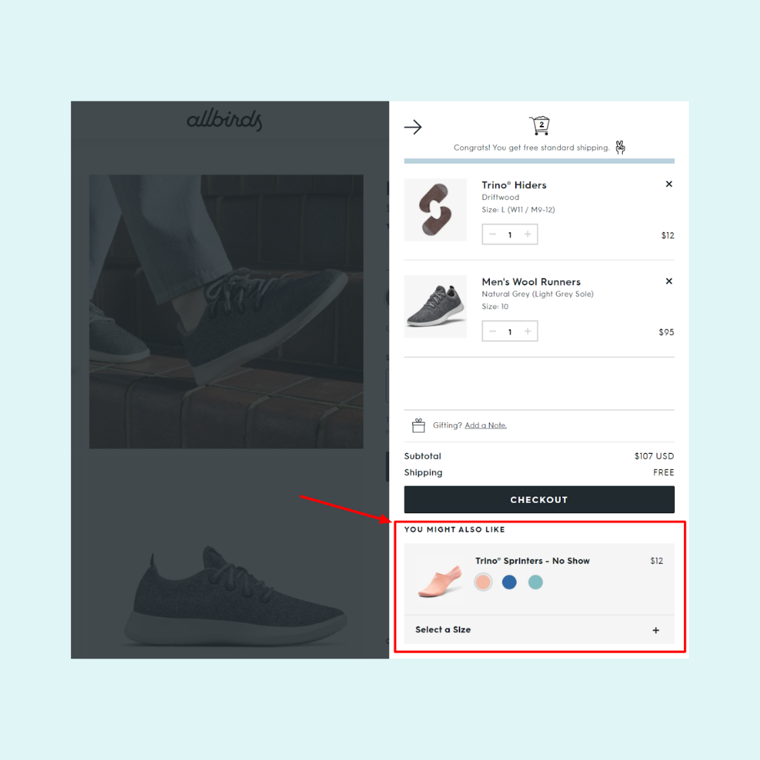 Use upsells and cross sells to get more sales on Shopify