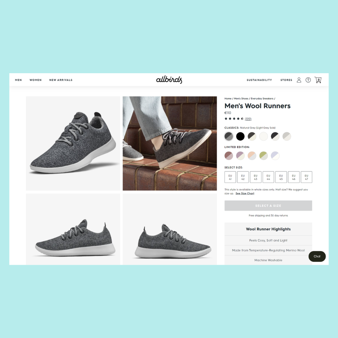 Image sizes for shopify